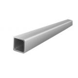 Алюминиевая профильная труба АД31, Т1 50x50x3x4000