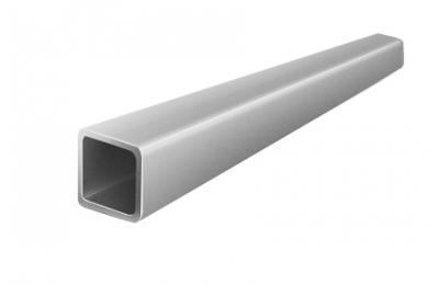 Труба профильная алюминиевая АД31Т1 20х20х2 (квадрат) 20x20x2x6000