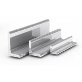 Алюминиевый уголок АД31, Т1 25x2.5x2.5x25x4000