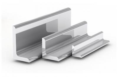 Алюминиевый уголок АД31, Т1 15x1x1x15x4000